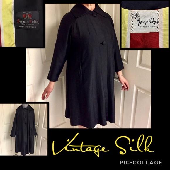 Vintage Jackets & Blazers - VINTAGE swing coat!